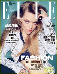 Elle UK June 2014
