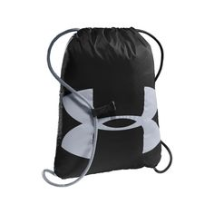 4308b61428 Under Armour Ozsee Sackpack Athletic Bag Pack - UA Sports Duffle Backpack