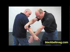 Knife designer and self defence instructor Michael Janich.