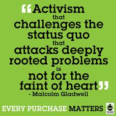 Thank you for helping us attack deeply rooted problems through Fair Trade.