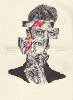 Famous – Mark Powell David Bowie