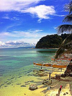 Limasawa Island, Southern Leyte Philipines