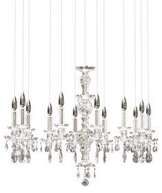 New Windfall Contemporary Crystal Lighting