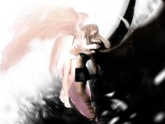 Good vs Evil Angels wallpaper from Angels wallpapers