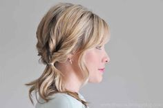 The triple topsy tail pony   25 Ways To Up Your Ponytail Game