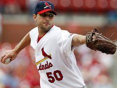 Adam Wainwright - fantasy baseball boyfriend.