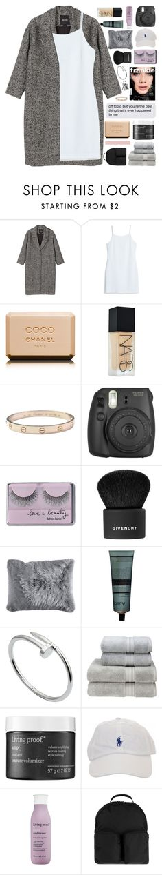 """""""high for this."""" by samiikins ❤ liked on Polyvore featuring Monki, MANGO, Chanel, NARS Cosmetics, Cartier, Forever 21, Givenchy, Pier 1 Imports, Aesop and Christy"""
