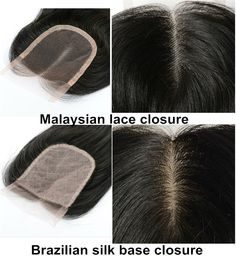 VV Natural looking closures, has top quality