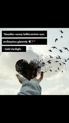 #cahit zarifoğlu Sober Quotes, Deep Quotes, Believe In You, Love You, World Poetry Day, Heart Mirror, Postive Quotes, Sober Life, Journey Quotes