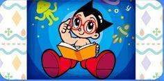 Astro Boy wears glasses by Reid958