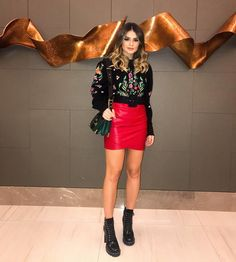 "54.8k Likes, 379 Comments - Thássia Naves (@thassianaves) on Instagram: ""E o look da noite para o encontrinho... ❤️ 
