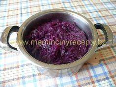 Dušené červené zelí Cabbage, Vegetables, Cooking, Beauty, Food, Kitchen, Essen, Cabbages, Vegetable Recipes