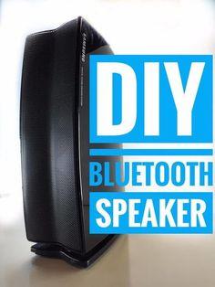 60W DIY BLUETOOTH Speaker 48h Runtime