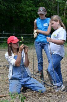 Raising Organic Family Farms: Jess Weiland's Story