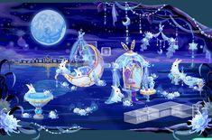 Fantasy Rooms, Fantasy Art, Acnl Art, Casa Anime, Kawaii Background, Anime Scenery Wallpaper, Fantasy Background, Sailor Moon Art, Kawaii Wallpaper