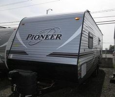 Roulotte Heartland Pioneer 22RB 465-16 Aspen, Heartland, Recreational Vehicles, Trailer Tent, Camper, Campers, Single Wide