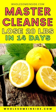 Are you looking for a simple diet plan that can help you lose 20 lbs in just 2 weeks of time? You're going to love the lemon detox diet! Flat Tummy Fast, Flat Tummy Tips, Flat Belly Diet, Master Cleanse, Lemon Detox, Easy Diet Plan, Lose 20 Lbs, Lose Body Fat, Fat To Fit