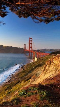 Golden Gate Bridge, Afternoon, San Francisco, California