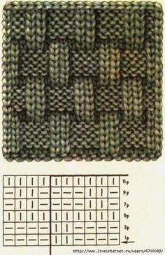 Strickmuster - You are in the right place about Knitting Pattern for kids Here we offer you the most beautiful pictures about the Knitting Pattern vest you are looking for. Baby Knitting Patterns, Knitting Stiches, Knitting Charts, Knitting Designs, Free Knitting, Knitting Projects, Crochet Stitches, Crochet Patterns, Beginner Knitting