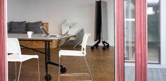 Modul 57 coworking Büro - Großraumbüro Referenz Hannover