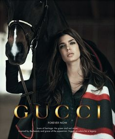 Actualité mode cheval & équitation : La nouvelle collection Gucci sur le thème de l'équitation