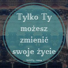 www.strefa04.pl/ #fitness #trening #motywacja #zdrowie Wayne Dyer, Fitness Inspiration, Healthy Lifestyle, Fitness Motivation, Nu Skin, Positivity, Thoughts, Humor, Ems