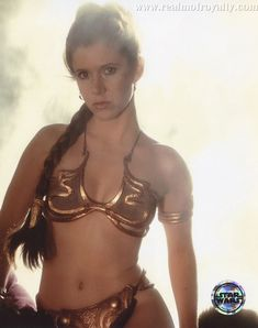 Princess Leia (Slave)