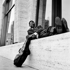 An outtake from Joe Henderson's Page One cover photo session in 1963 (photo by Francis Wolff)