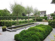 Moderne tuin | Tuinontwerpburo Groenendijk