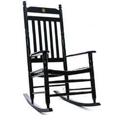 Shop our large selection of Rocking Chairs at Cracker Barrel. Relax on your porch with POLYWOOD, Hinkle, and other top brands of rocking chairs and furniture. Rocking Chair Makeover, Rocking Chair Porch, Us Marines, Cracker Barrel Rocking Chair, Office Chair Without Wheels, Old Country Stores, Porch Furniture, Chair Pads, Rockers
