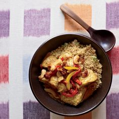 North African Fish Stew | Cat Cora's Moroccan-spiced stew is a great showcase for farmed catfish or tilapia.