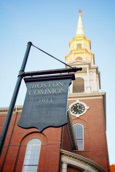 Boston Common | New England Living