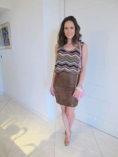 Look do Dia - Zig Zag