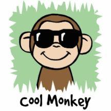 crazy cartoon monkey - Google Search