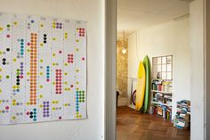 dot on - the #planner with the sticky #dots from #dotty edition
