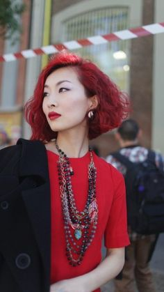 Unique Couleur de Cheveux Tendances pour Copier en 2017
