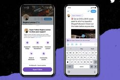 Twitter announces paid Super Follows to let you charge for tweets - The Verge What Is Twitter, New Twitter, Social Networks, Social Media Marketing, Digital Marketing, Tech News, How To Make Money, The Creator