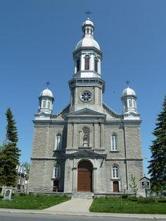 Terrebonne (église Saint-Louis-de-France), Québec, Canada (45.695372, -73.636283)