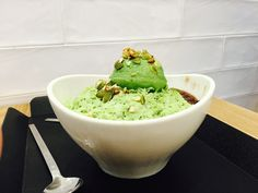 Ice Lab// Green Tea Bingsu!