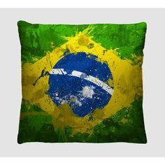 Almofada Brasil de Raça