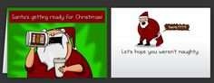 The Oatmeal does Christmas cards: Genius!