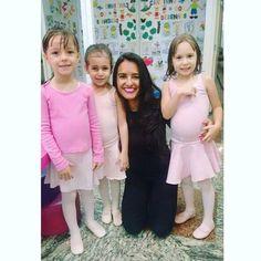 Minhas bailarinas lindas - #PequenasDaTia #s2 #Fernanda #Giovana #MariaLuiza by sabrina_ferod http://ift.tt/25c8TdK