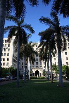 Terraza Hotel Nacional - La Habana, Cuba