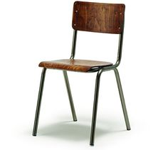 Old school chair | Contract Furniture - retro - industrial - cafe - restaurant