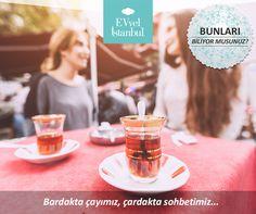 EVvel İstanbul'da konu komşu hep birlikte oturup sohbet edebileceğiniz, limonata gibi havaların tadını çıkarabileceğiniz çardaklarımız var! www.evvelistanbul.com