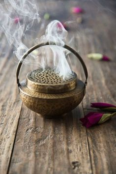 Incense / Sacred Spaces <3
