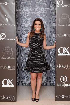 Link para comprar http://www.modapontonet.com.br/vestido-bandage-poa-lala-p3202/