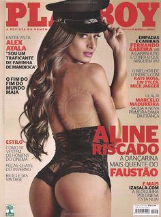 Aline Riscado, A Dançarina Mais Quente e Gostosa do Faustão! - Junho 2012