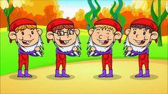 Piosenka dla dzieci My jesteśmy krasnoludki