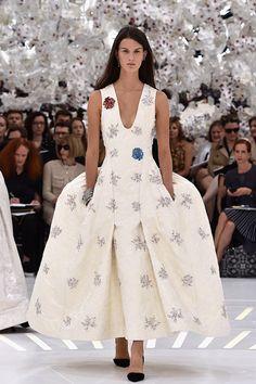 Christian Dior Paris Fashion Week Haute Couture 2015